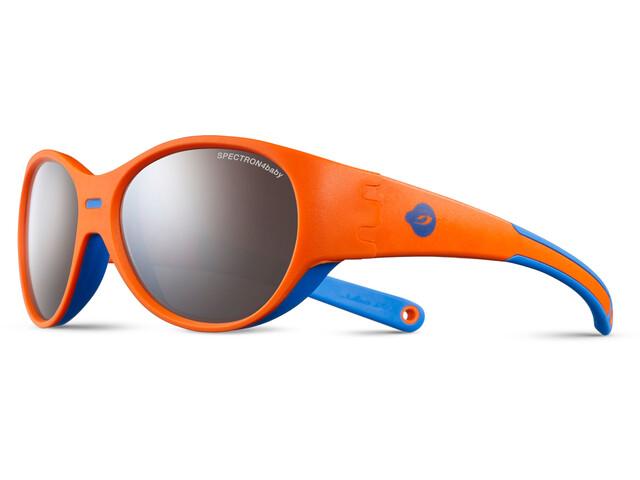 Julbo Puzzle Spectron 4 Sunglasses Kids 3-5Y Orange/Blue-Gray Flash Silver